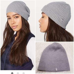 Lululemon Wool To be Cozy Toque